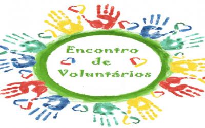 Encontro de voluntários